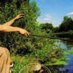 Zawody - łowienie uklejek