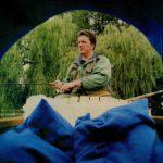 Łowienie z canoe - kajaka